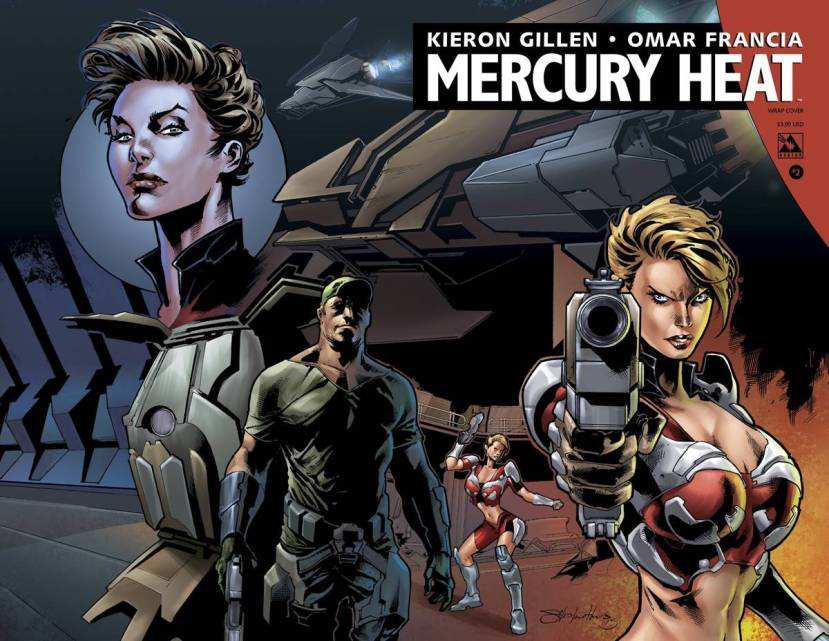 Mercury Heat #2