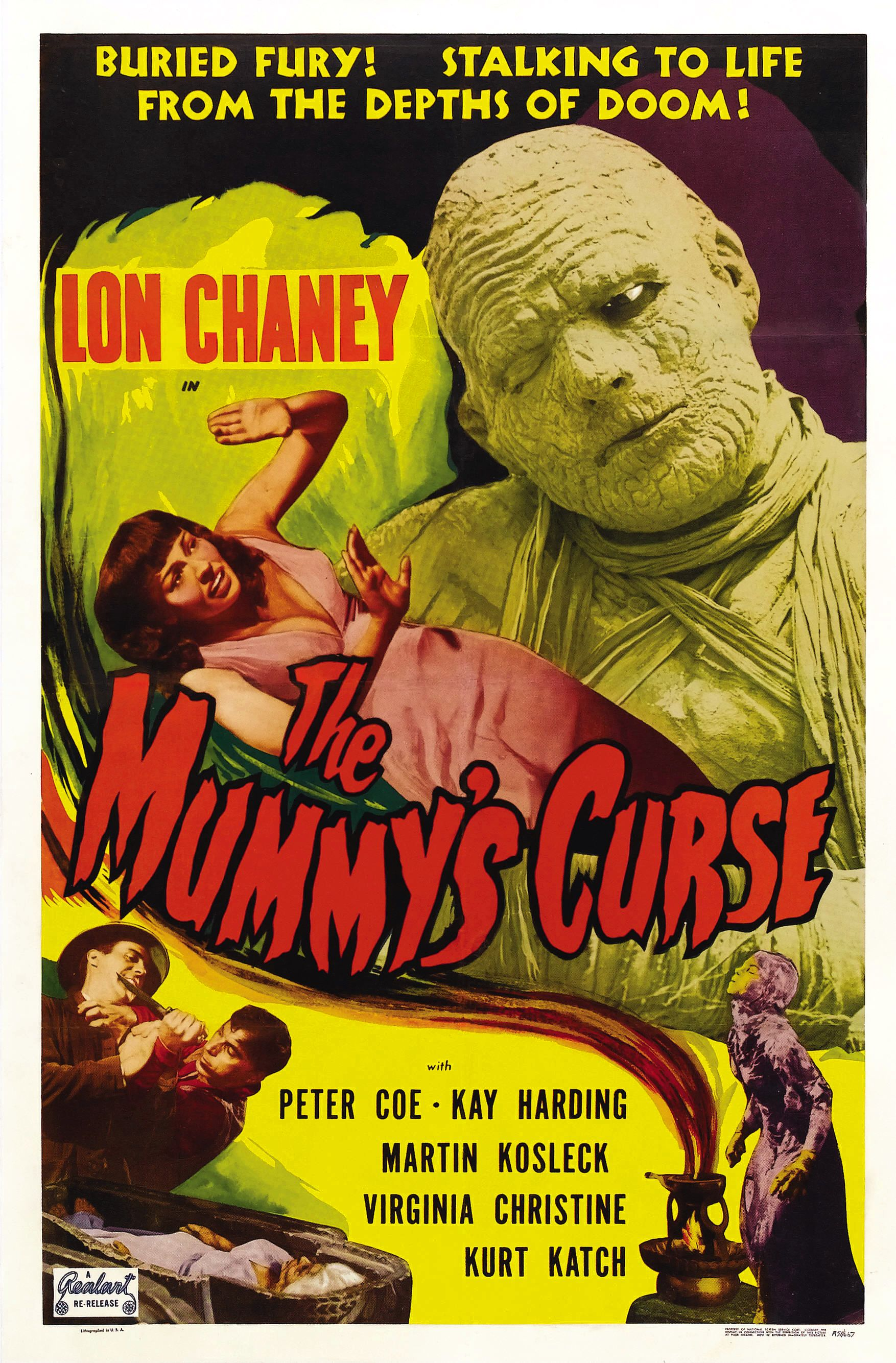 mummies curse Mummy: the curse is the eighth gameline released for the new world of darkness, the fourth to be released after white wolf merged with ccp, and the first to.