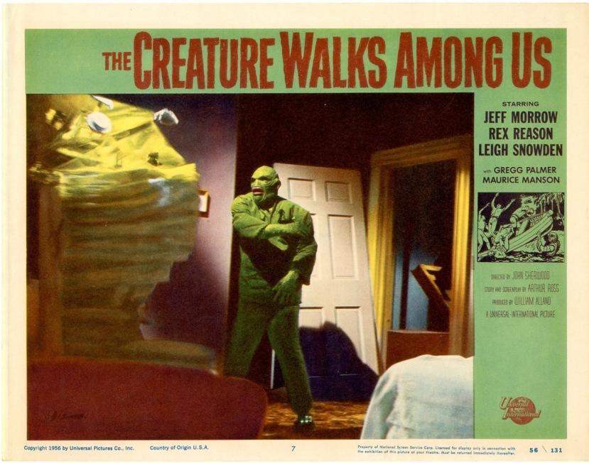 The Creature Walks Among Us2