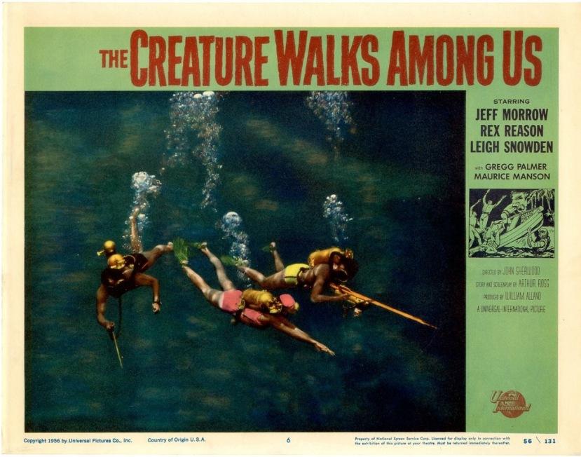 The Creature Walks Among Us3