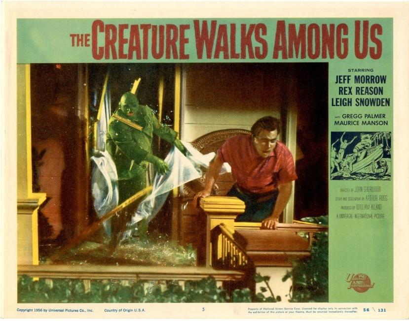The Creature Walks Among Us4