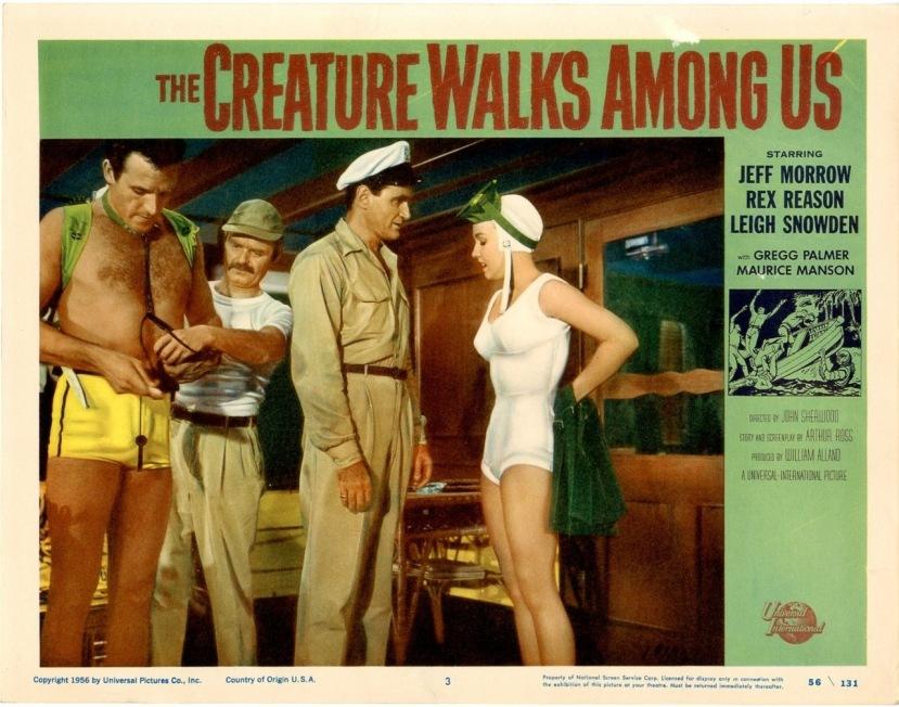 The Creature Walks Among Us6