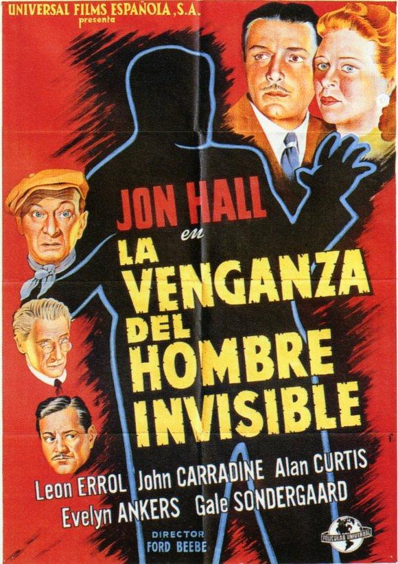 the invisible man's revengea