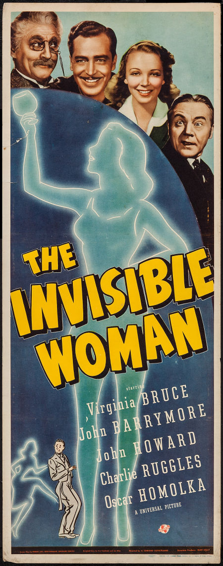 The Invisible Woman12