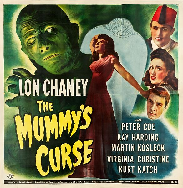 The Mummy's Curse45