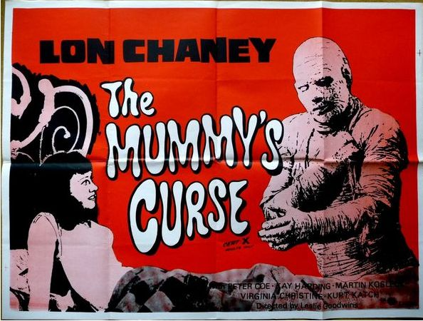 The Mummy's Curse48
