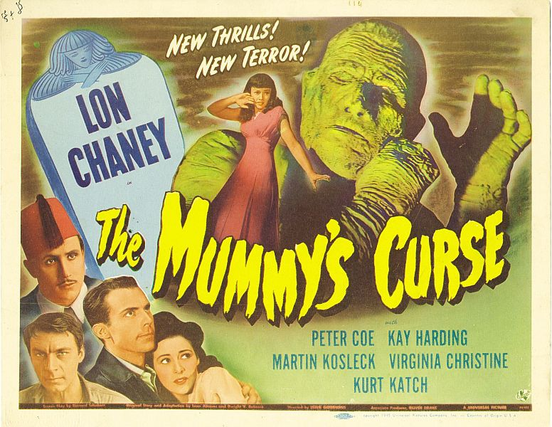 The Mummy's Curse49