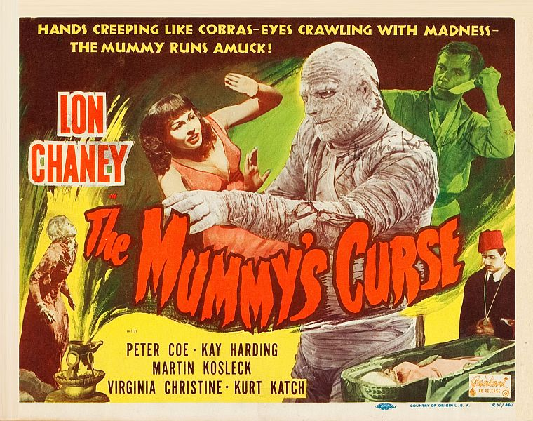 The Mummy's Curse58