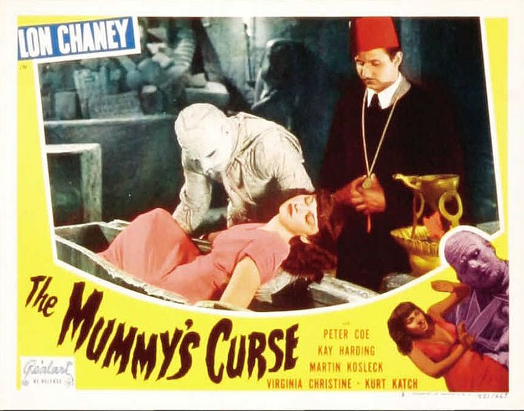 The Mummy's Curse59