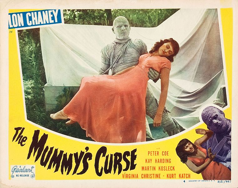 The Mummy's Curse61