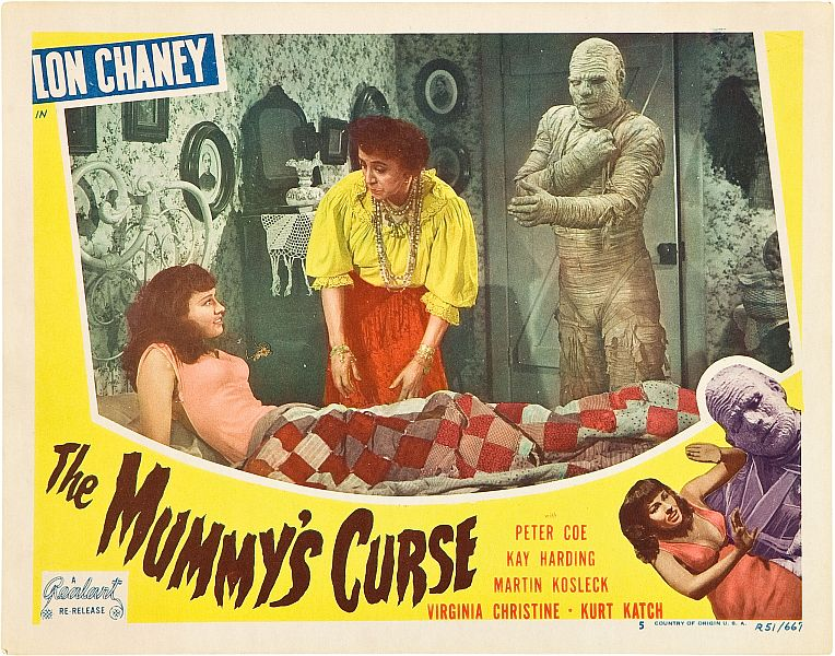 The Mummy's Curse62