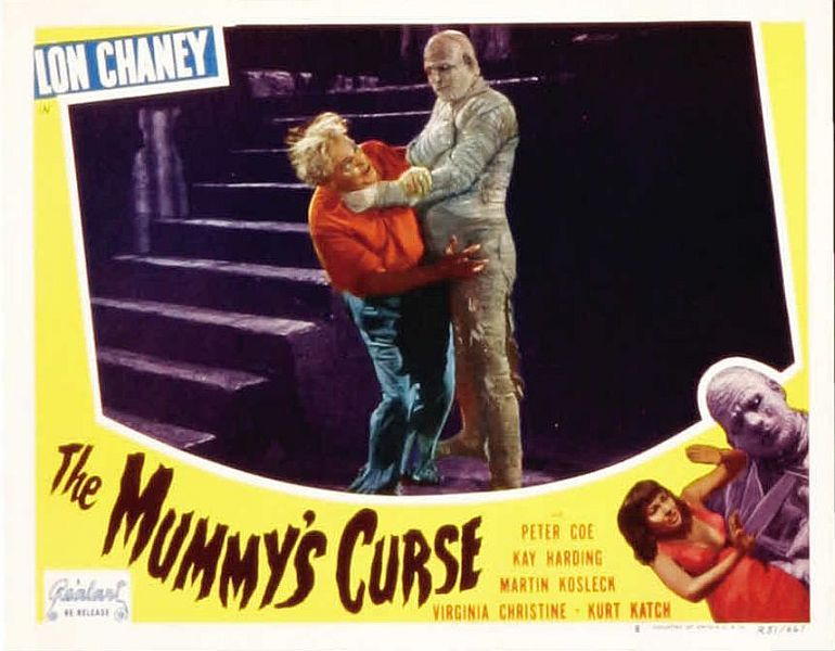 The Mummy's Curse65