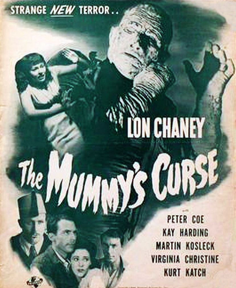 The Mummy's Curse66