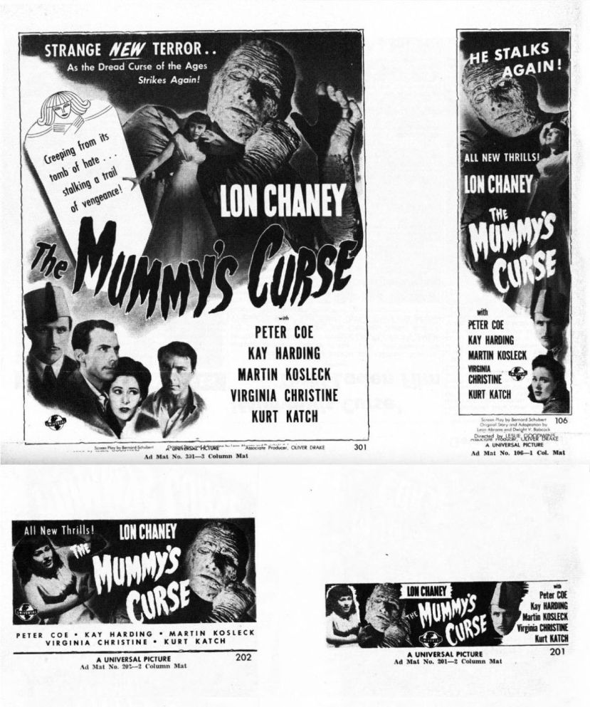 The Mummy's Curse68