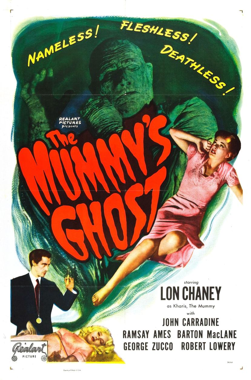 The Mummy's Ghost1