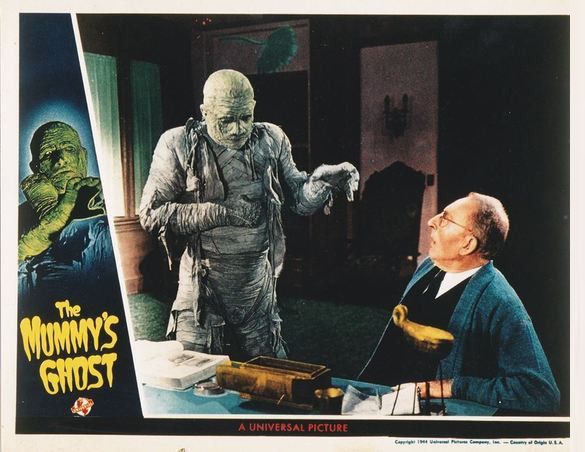 The Mummy's Ghost11