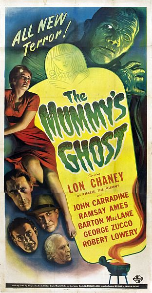 The Mummy's Ghost49