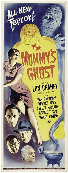 The Mummy's Ghost50