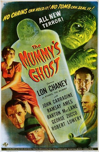 The Mummy's Ghost51