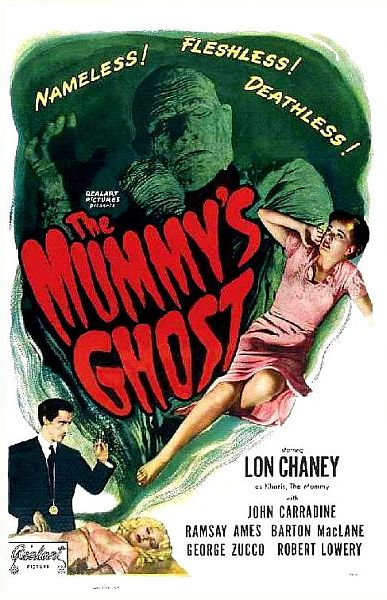 The Mummy's Ghost52