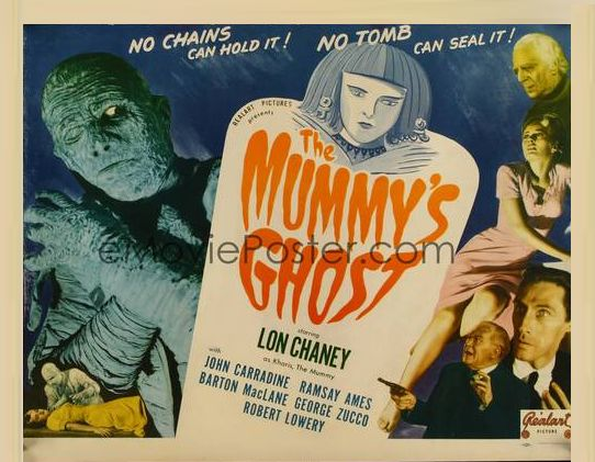 The Mummy's Ghost53