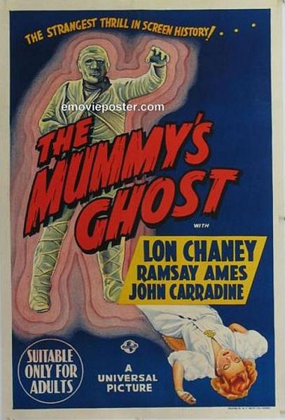 The Mummy's Ghost54