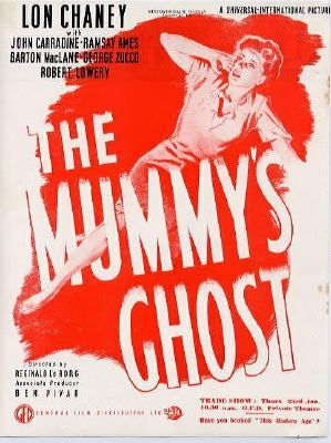 The Mummy's Ghost58