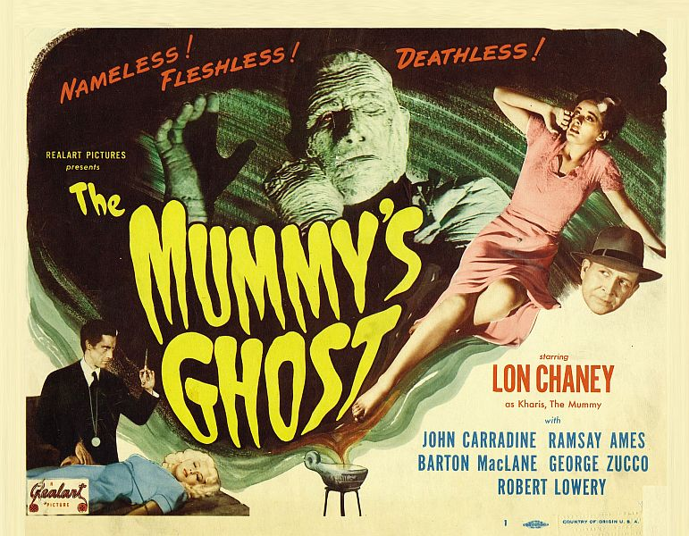 The Mummy's Ghost59