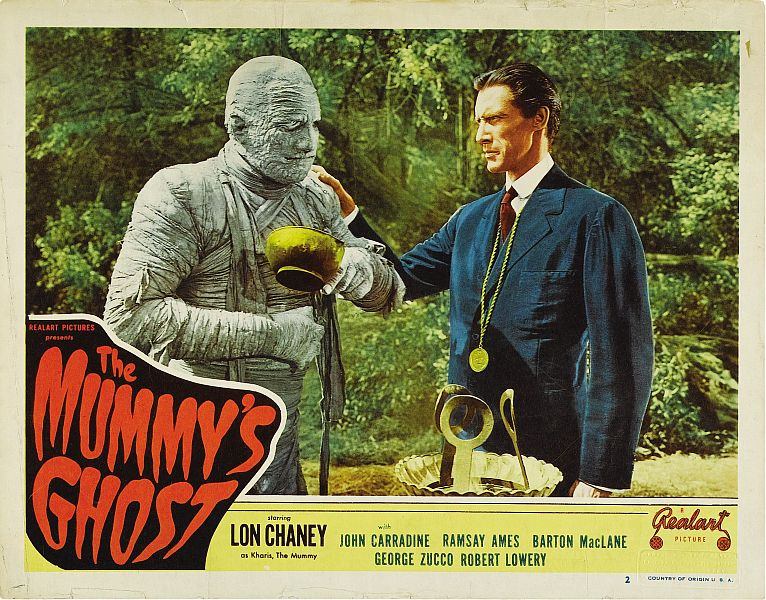 The Mummy's Ghost60