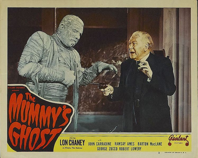 The Mummy's Ghost61