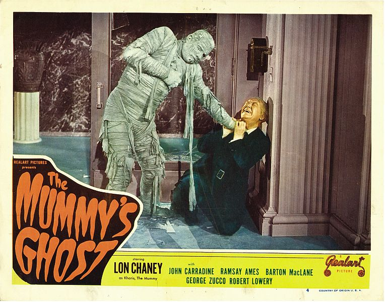 The Mummy's Ghost62