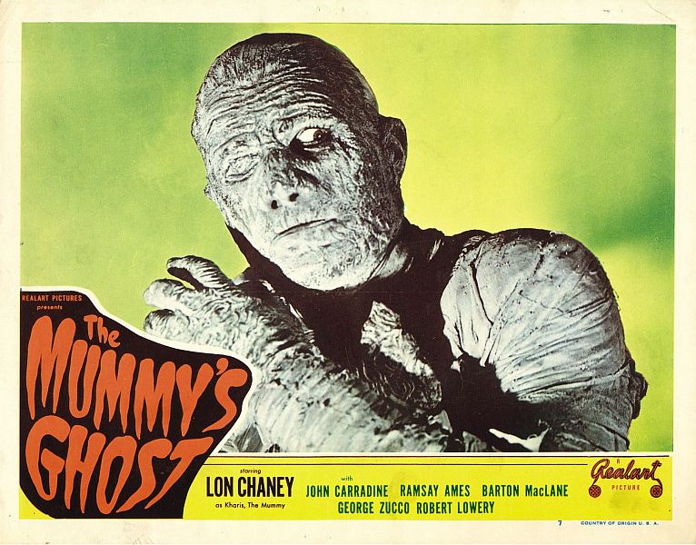 The Mummy's Ghost65
