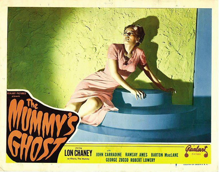 The Mummy's Ghost66