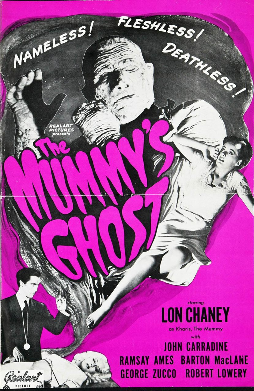 The Mummy's Ghost77