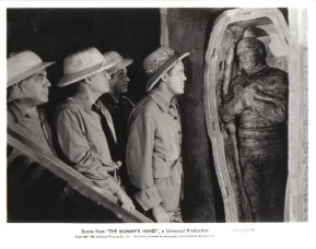 The Mummy's Hand25