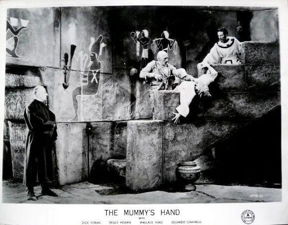 The Mummy's Hand38
