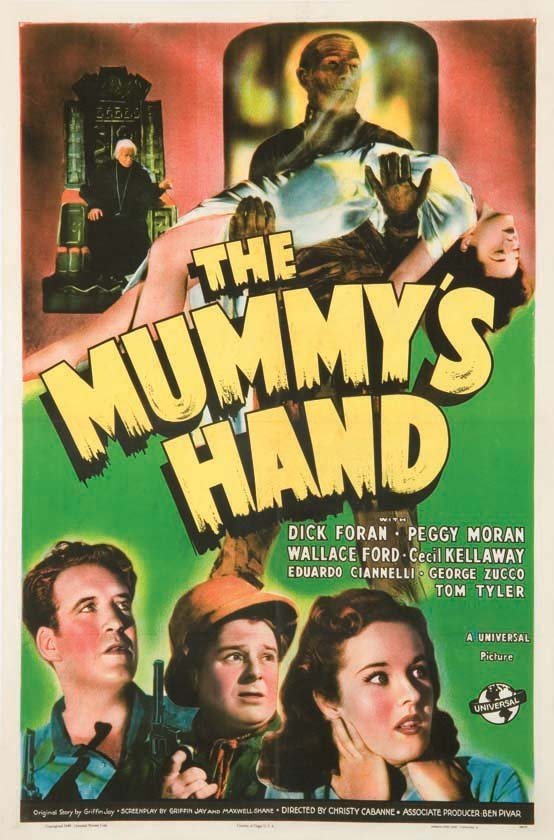 The Mummy's Hand58