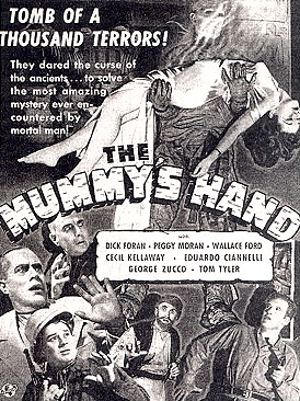 The Mummy's Hand59