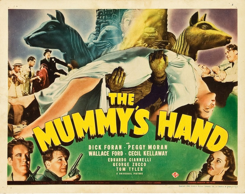 The Mummy's Hand60