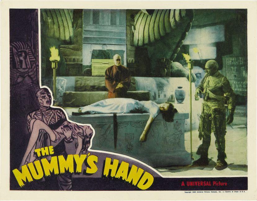 The Mummy's Hand61