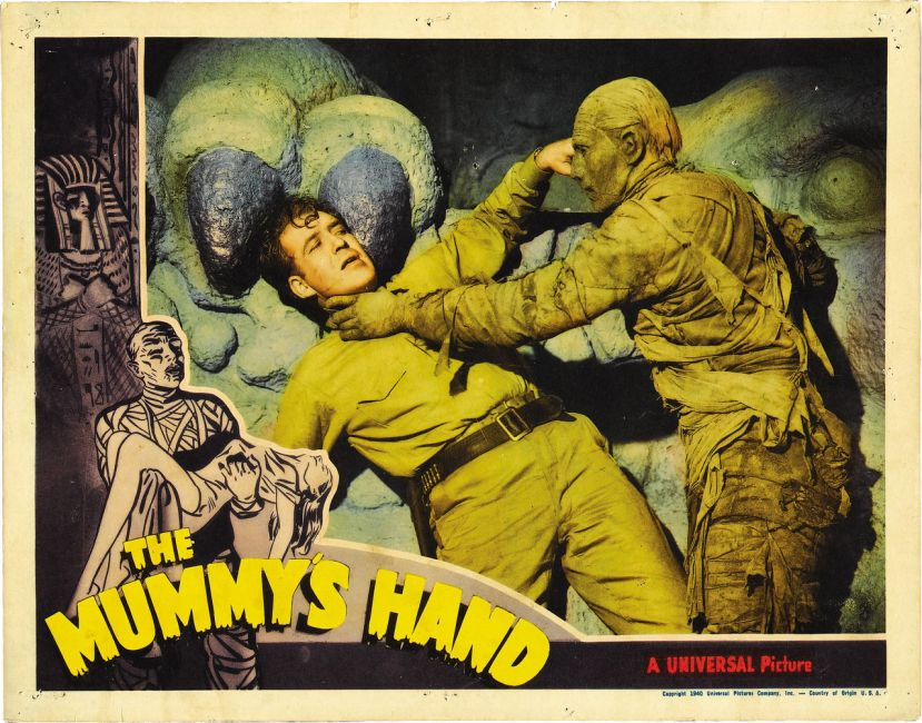 The Mummy's Hand62