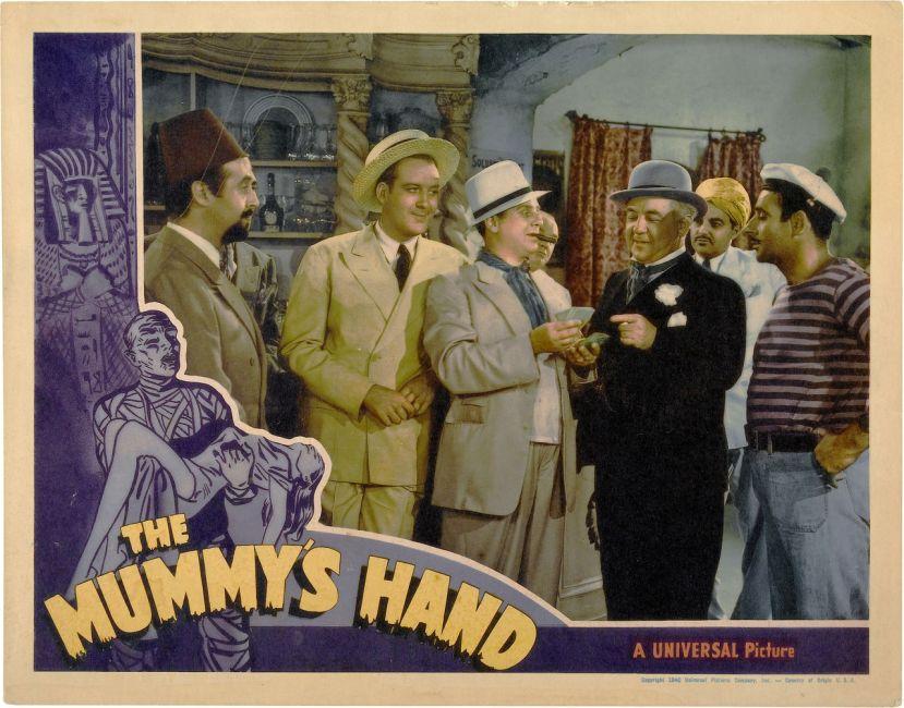 The Mummy's Hand63