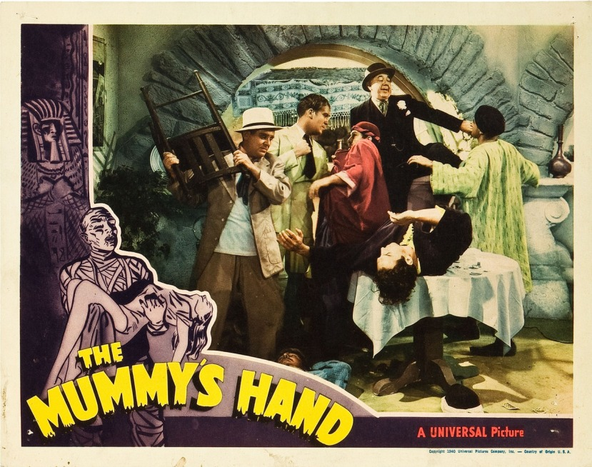 The Mummy's Hand66
