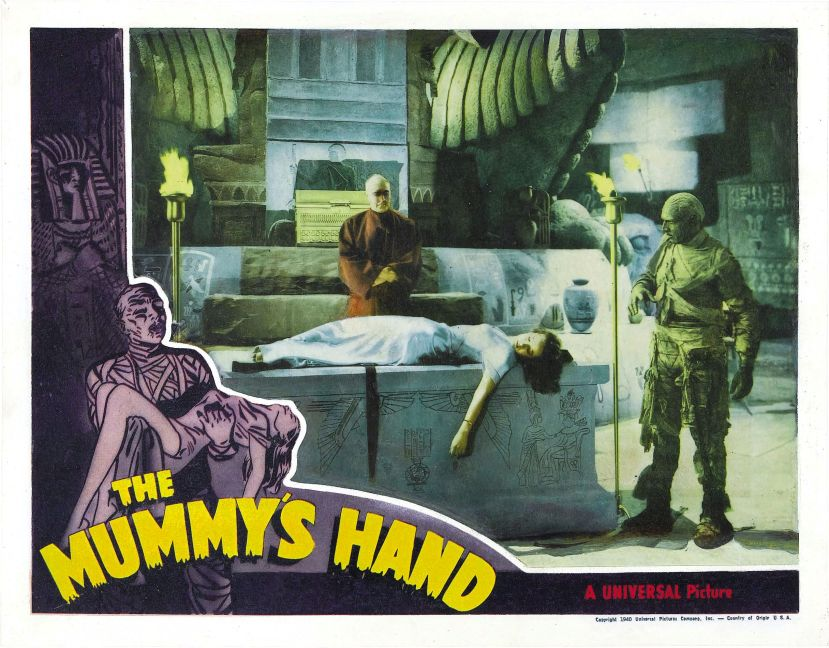 The Mummy's Hand67