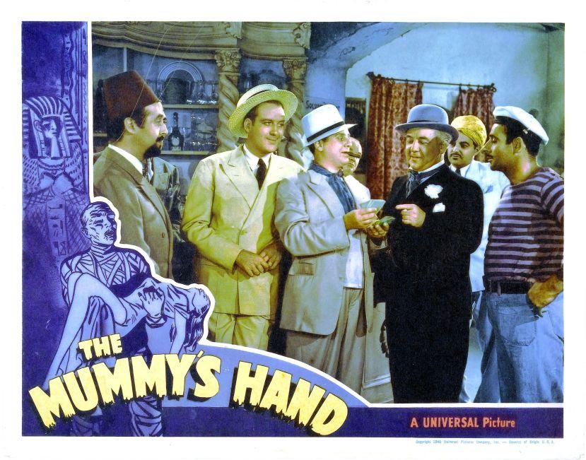 The Mummy's Hand68
