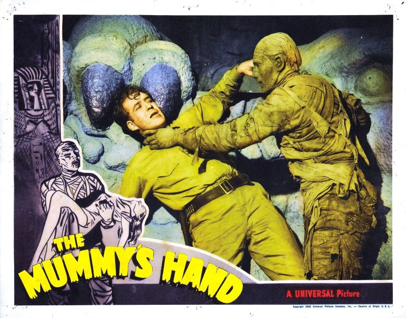 The Mummy's Hand69