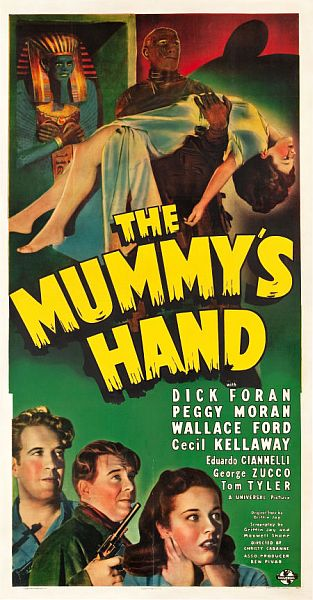 The Mummy's Hand70