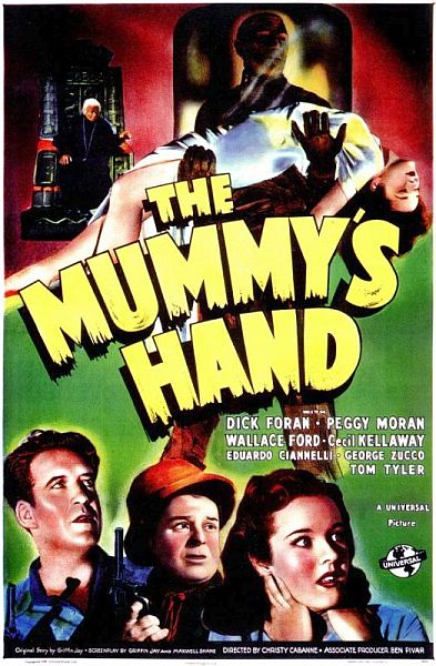 The Mummy's Hand71