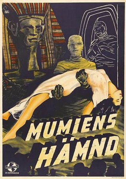 The Mummy's Hand72