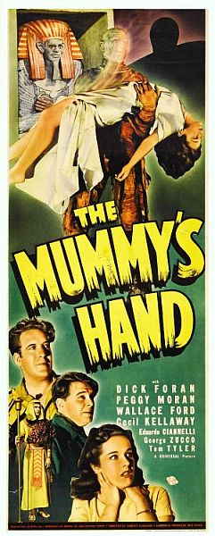 The Mummy's Hand73